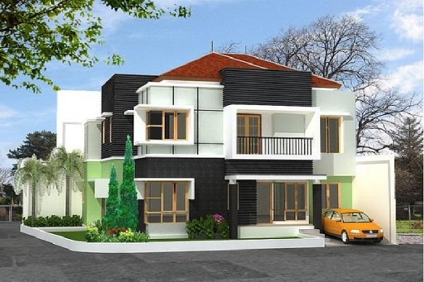 Desain Rumah Mewah - Jasa Arsitek Kaltim