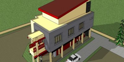 Gedung Serba Guna Kantor BPPMD Prov Kaltim – Samarinda