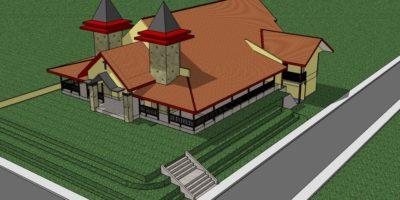 Sketsa-Proyek-CV.Bangun-Precise-Jasa-Arsitek-kontraktor-topografi-samarinda-kaltim-kalimantan-timur-balikpapan